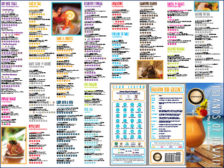 Restaurant guides by food aficionado magazine for Restaurant guide